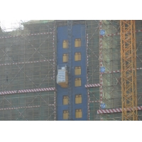 Buy cheap Medium Speed Construction 2 Tons Personnel And Materials Hoist product