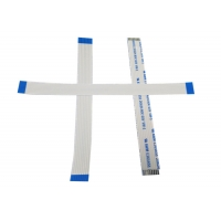 Buy cheap Strip Shape 0.5mm 8 Pins 28 AWG FPC Flat Cable product