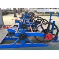 Buy cheap Automatic High Speed PVC Coating Machine 1900x450x1000mm for Warming Piping product