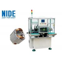Buy cheap Full Automatic Stator Winding Machine with Two Working Station Two Poles product