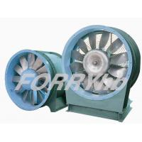Buy cheap TVF series Axial fan Blower for Tunnel/Metro Ventilation with cast aluminum impeller product