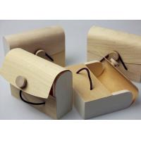 Buy cheap Birch Bark Large Boxes ,Balsa Wood Box Exporter Wood Gift Boxes With Custom Logo product