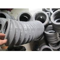Buy cheap Grey Fabric Expansion Joint Bellows , Flexible Expansion Joint Material product