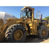 Buy cheap 980F Used Caterpillar Wheel Loader 3046 DITA engine 30T weight with Original paint product