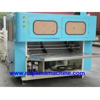 Buy cheap N Fold Tissue Paper Towel Making Machine , Laminated Hand Towel Folding Machine product
