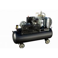 Buy cheap 7.5kw 10hp mini electric portable industrial air compressor oil with tank 230L product