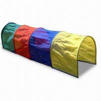 Buy cheap 7ft U-shaped Tunnel, Made of 750D Mesh Cloth product