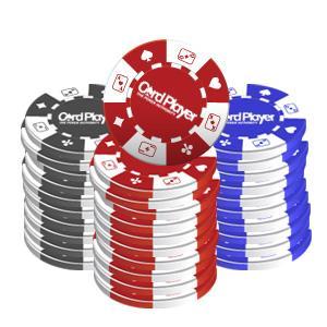 Stolt Sponsor of Custom Souvenir Poker Chips