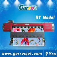 Buy cheap 1.8m Large Format Printing Machine for Fabric Polyester Vinyl Printing product