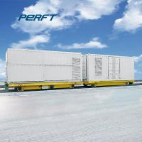 50t Transfer Cart-Industrial Ladle Transfer Car on Rail with High Temperature and Heat Insulation Material