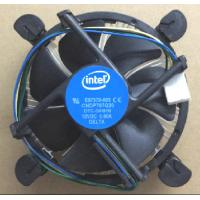 China 45CFM Intel Quiet CPU Cooler Pure Copper Base Silent CPU Fan For Desktop on sale