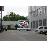 Buy cheap Custom HD Outdoor Truck Mounted LED Displays Screen product