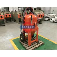 Buy cheap Abrasive Wet Sand Blasting Machine Rust Corrosive Removal High Efficiency product