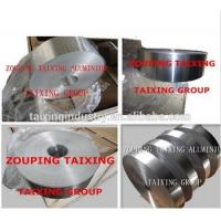 Buy cheap Aluminium Strip Both Sides Clear Lacquer 8011 For Vial Seals product