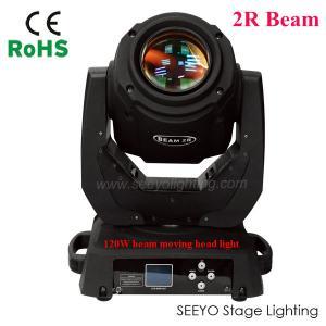 China sharpy 2r beam moving head light 120w SEEYO brand on sale