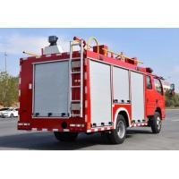 Buy cheap Fire Protection Emergency Rescue Vehicles Aluminium Roller Shutter product