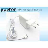 Buy cheap raytop 14.5V 3.1A 45W Laptop Adapter For Apple Macbook Power Supply  White Colour from Wholesalers