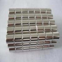 Buy cheap Cylinder Neodymium Magnet product