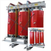 Buy cheap 22kV - 3500kVA Dry Type Transformer Cast Resin Fireproof Dry Type Power Distribution product