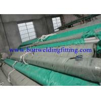 China Oil / Gas Exploration Duplex Stainless Steel Pipe ASTM A790 UNS S31803 S31500 S32550 on sale