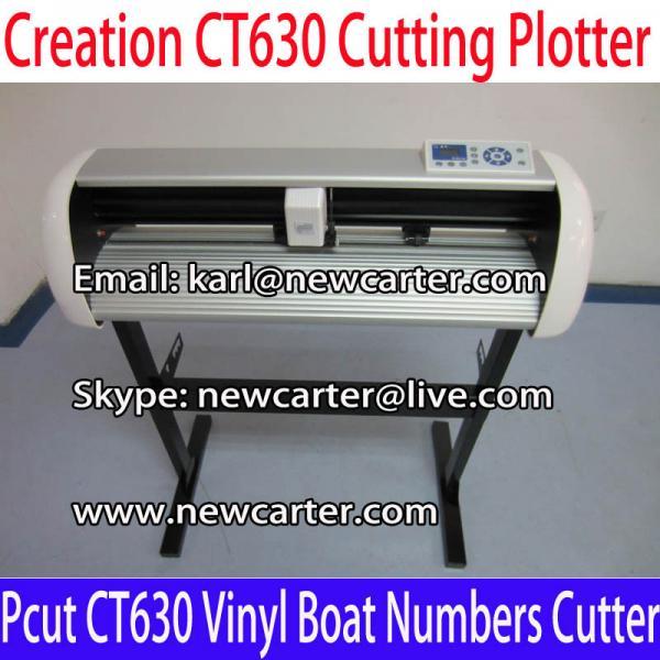Creation Cutting Plotter Ct630 Vinyl Sign Cutter 24