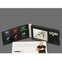 Buy cheap Super Definition LCD Video Player Greeting Card / LCD Video Module With MP3 / MP4 Player product