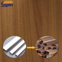 Buy cheap Unique Style PVC Furniture Film For Wrapping , PVC Lamination Film product