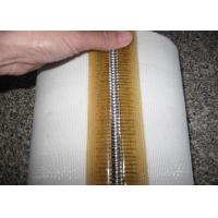 Buy cheap Sludge Dewatering Belt Filter Cloth PET Material Twill Style 120 Degree Heat Resistance product
