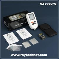 Buy cheap Built-in Probe Paint Thickness Meter TG-9001, Metal Coating Thickness Gauge 0~1300um product
