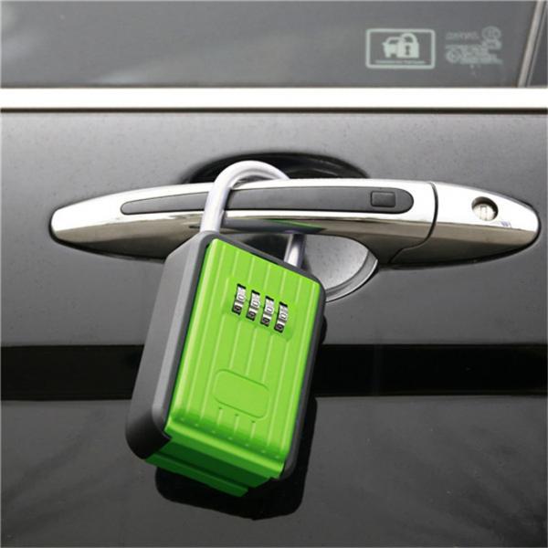 Truck Automotive Key Lock Boxes , Car Key Safe Lock Box
