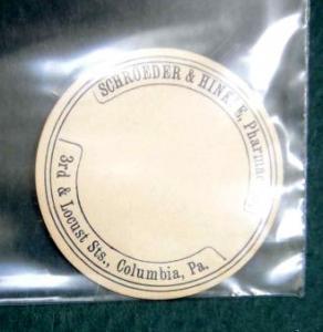Cap seal liner for PE bottle