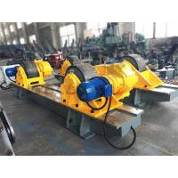 Buy cheap Welding Turning Rolls for 6000mm Tank Pipe Prossure Vessel 120 Ton 15m Length from wholesalers