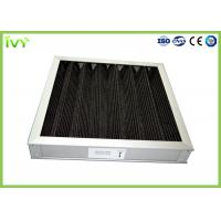 Odor Reduction HVAC Air Filters , Activated Carbon Filter For Air Purification