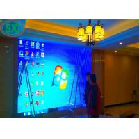 China Energy Saving Ultra Thin P4 RGB LED Display Full Color LED Screen 42500 Dots/sqm on sale