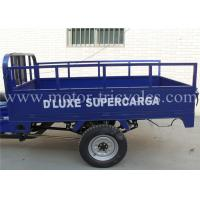 2000KG Loading 150CC Trike Scooter Moped 3 Wheel Motorcycle 3250mm X 1210mm X 1350mm