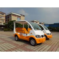 Buy cheap Powerful Electric Golf Club Car 4 Passenger Electric Hotel Car  Resort Cars product