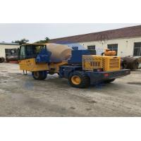 Buy cheap Small Mobile Concrete Batch Truck , 1.6m3 Self Loading Concrete Volumetric Mixer product