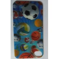 Buy cheap OK3D hot sale plastic lenticular 3d lenticular  phone case,lenticular phone case,3d iphone protector,3d cases for iphone product