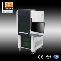Buy cheap Portable Laser Marker Machine Mark On Brass Cooper , Small Laser Marking Machine product