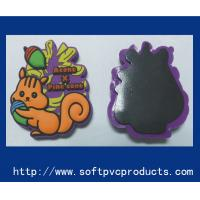 Buy cheap Cute Cartoon Custom Fridge Magnets Wholesale , Personalized Refrigerator Magnetic Stickers product