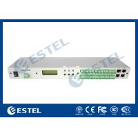 Buy cheap Remote Monitoring Environment / Security Monitoring System Support RS485 RS232 product