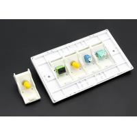 Buy cheap Impact Resistance Fiber Termination Box 4 Cores Flame Retardant ABS Insulation Materials product