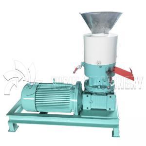 China Commercial Wood Pellet Making Machine Making Pellets For Pellet Stove on sale