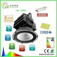 China High PF 300w High Bay LED Lighting CRI 80 With 5 Years Warranty , CREE Chip on sale