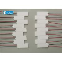 Buy cheap Industrial Peltier Thermoelectric Modules 25mm Length 25mm Width product