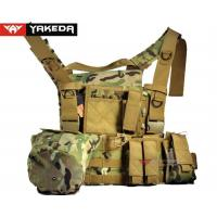 Buy cheap Police Stab And Bullet Proof Vest / Body Armor Bullet Proof Vest product