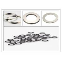 Buy cheap with competitive price small pieces  Neodymium ring Magnets coating Zn or Ni with hole product