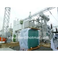 Buy cheap Double Stage Vacuum Transformer Oil Filtration Plant,Insulation Oil Purifier Machine Project in Vietnam product