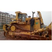 China 90% UC Second Hand Bulldozers , Caterpillar D10R Used Construction Equipment on sale