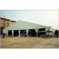 China 30x200 M 6000 Sqm Giant A-frame Aluminum Outdoor Exhibition Tents , Trade Show Canopy Tents on sale